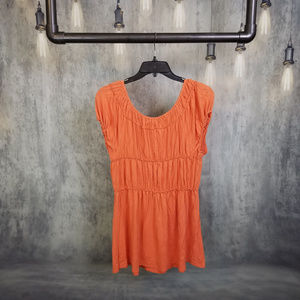 Max Studio Tops - Max Studio orange empire waist top